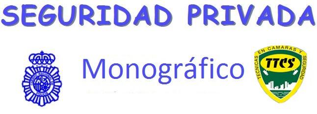 Boletines Monograficos Seguridad Privada